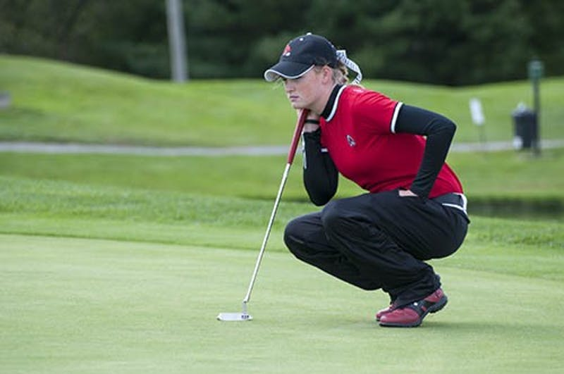WOMEN'S GOLF: Jenna Hague finishes runner-up at WWGA Amateur Championship