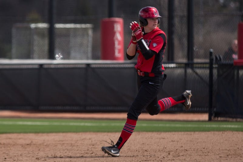 Ball State softball looks to reignite offense in final home series against Central Michigan