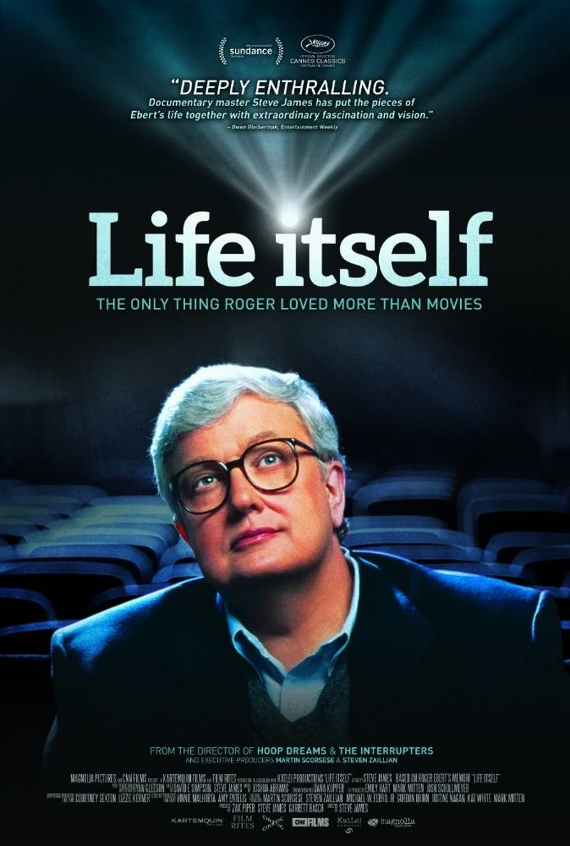 Heartland Film Festival: Roger Ebert's legacy is brilliantly told in 'Life Itself'
