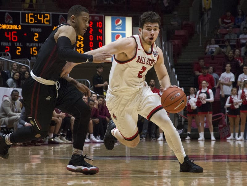 Sloppy second half costs Ball State men's basketball against IUPUI