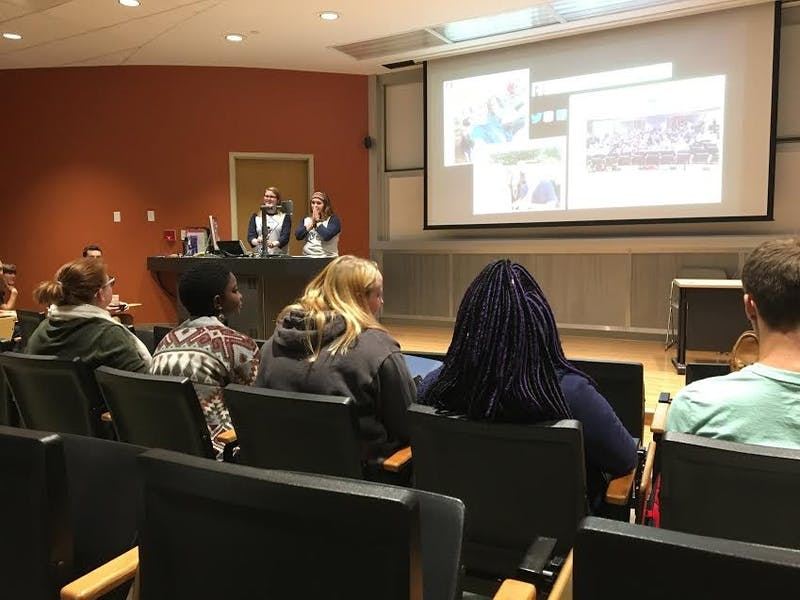 NRHH conference gives Hall Council members opportunity to develop as student leaders