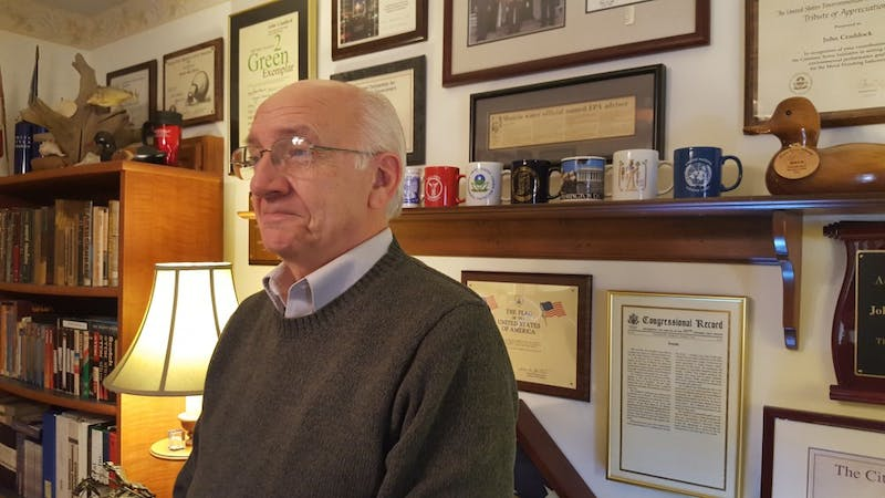 Muncie resident earns lifetime achievement for conservation efforts, water quality