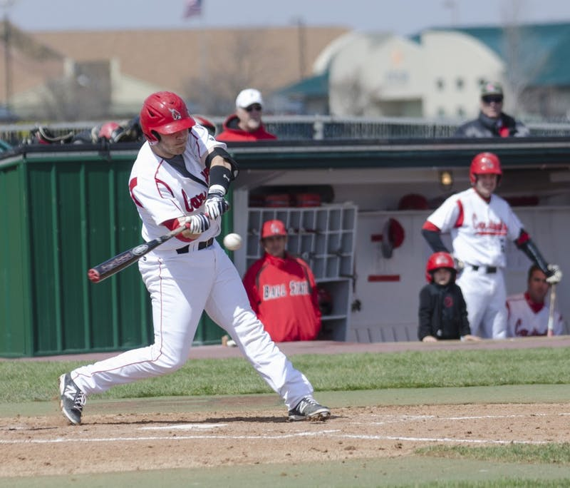 BASEBALL: Ball State defeats Toledo, takes weekend series