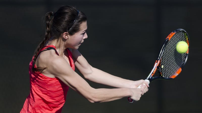 RECAP: Ball State women's tennis vs. Miami