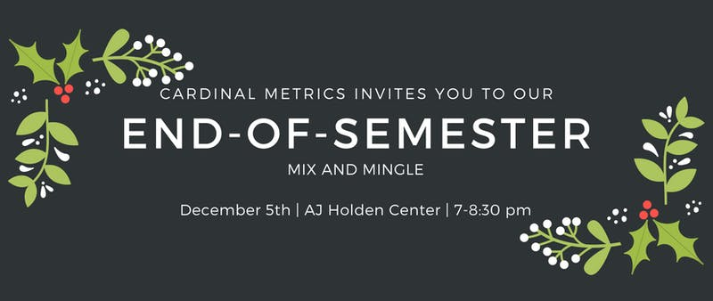 Cardinal Metrics to host a social mixer showcasing emergent tech tonight