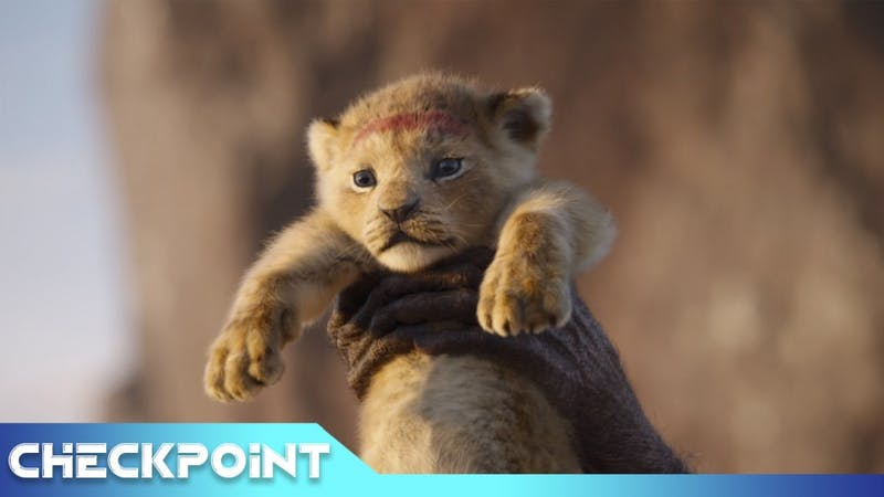 The Gritty New Lion King | Checkpoint