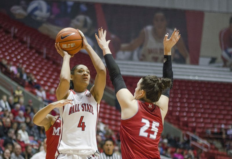 Cardinals eliminated from MAC Tournament in quarterfinals