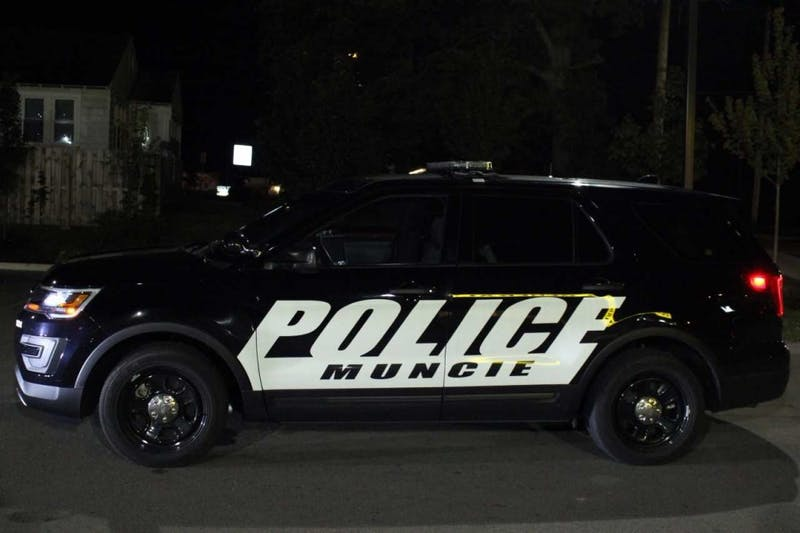 Muncie Police investigating drive-by shooting
