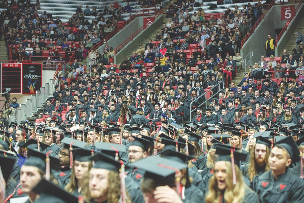 Ball State prepares for spring 2021 graduation