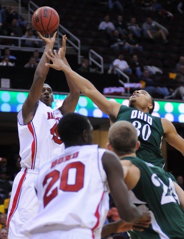 MEN'S BASKETBALL: Ball State gets overtime win against Ohio