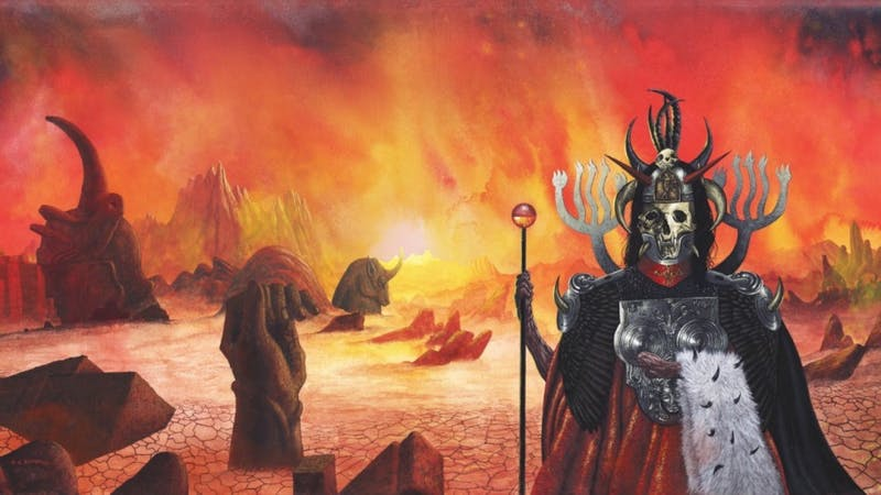 Mastodon brings their most polished sound with 'Emperor of Sand'