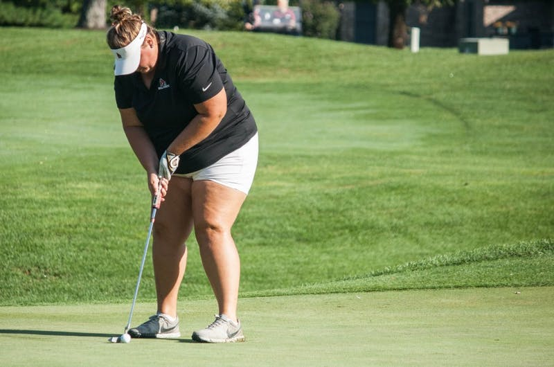 Ball State women's golf places 7th at EKU Colonel Classic
