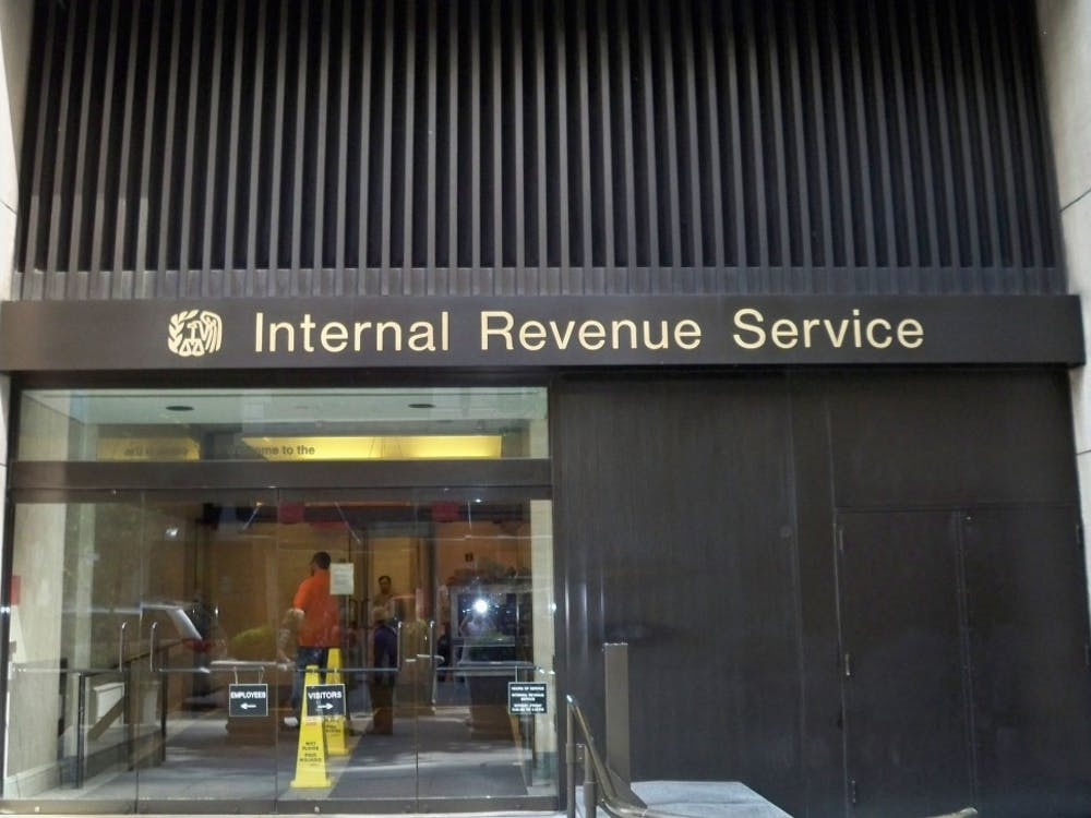 The Internal Revenue Service (IRS), the government agency responsible for collecting taxes, is the only power that can say any money is not taxable. Students can prepare to file a return by having all necessary income documents, finding out if they are someone else's dependent, having their social security card, evaluating education expenses and understanding their Healthcare. IRS Wikipedia // Photo Courtesy