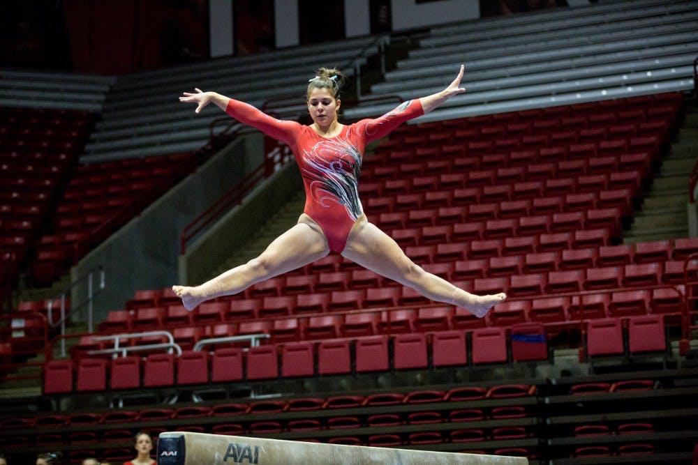 early state gymnastics meet