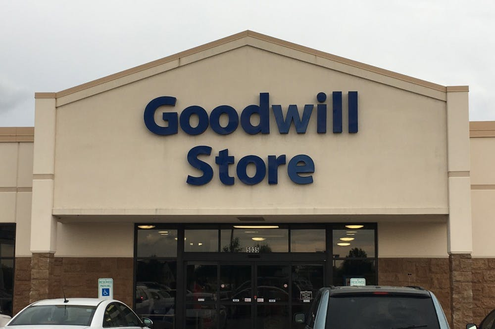 <p>Goodwill's Donation Days will be accepting clothing, shoes, books, furniture, electronics and unused gifts this week. Goodwill partners with eight other universities in Indiana for Donation Day, including Purdue and Indiana University. Michelle Kaufman // DN</p>