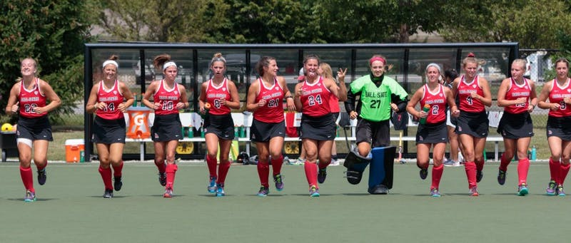 Ball State field hockey's Grace Chavez seeks new opportunities from old connections