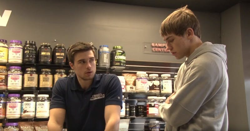Muncie nutrition store helps customers continue with their New Year's resolutions