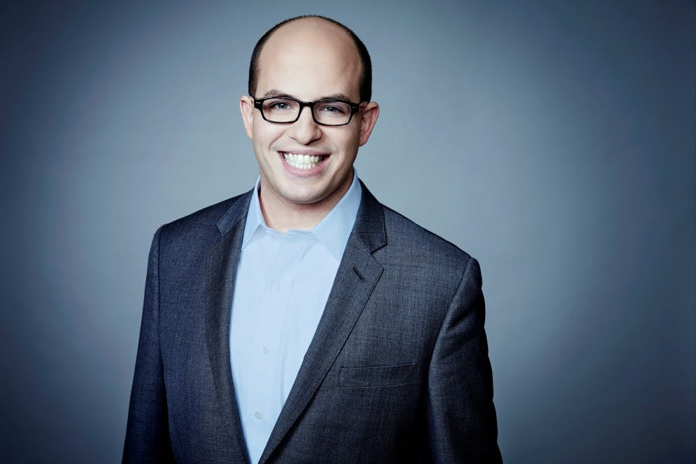 """<p>CNN's Brian Stelter will be speaking Nov. 27 at Pruis Hall. Stelter is the anchor of the CNN show """"Reliable Sources"""" and was a reporter for The New York Times.<strong> Sheryl Swingley, Photo Provided</strong></p>"""