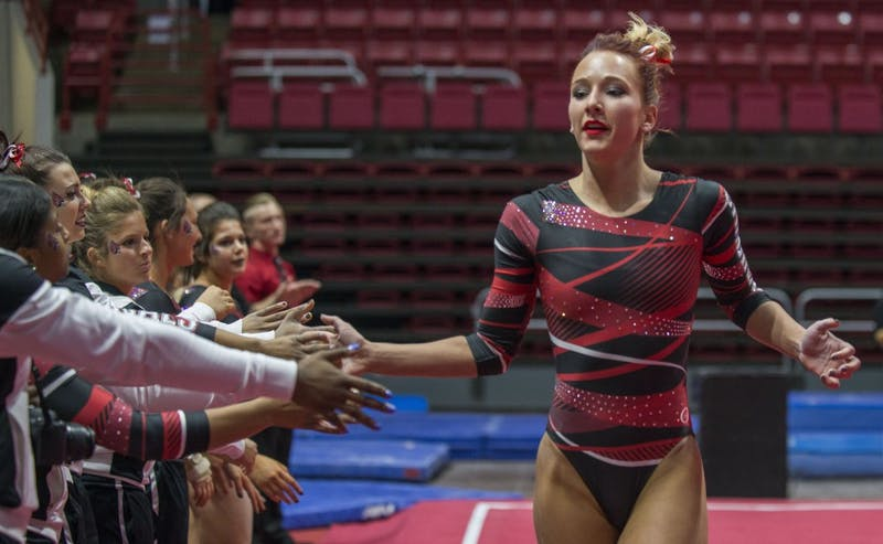PREVIEW: Ball State Gymnastics vs. No. 16 George Washington and New Hampshire