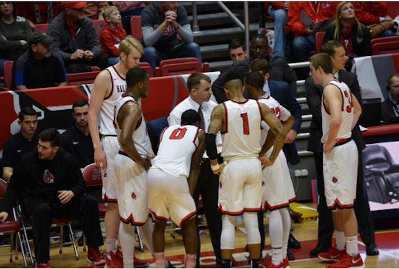 Ball State men's basketball falls in last game of season