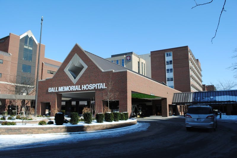 The Indiana University Health Ball Memorial Hospital Hospice is looking for volunteers. Hospice care volunteers care for sick or terminally ill patients in their homes instead of in a hospital, and may care for emotional and spiritual needs as well as symptom and pain management. Samantha Brammer // DN File
