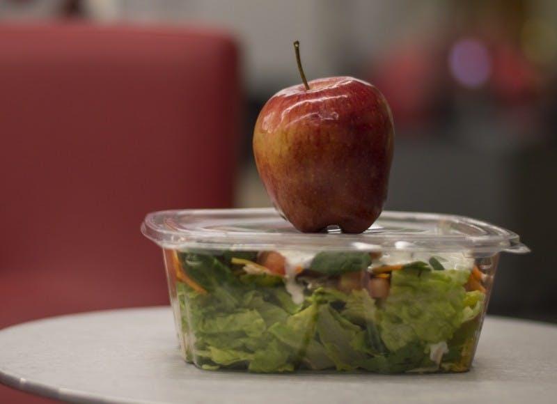 Alumna returns as wellness nutritionist