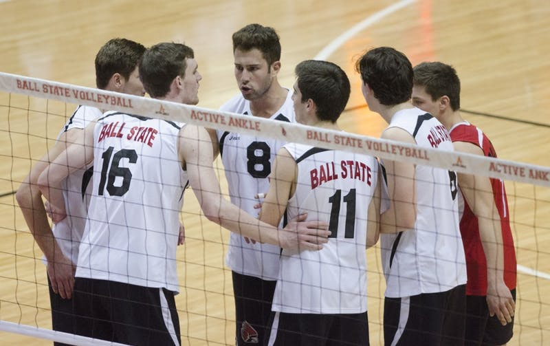 Men's volleyball takes 10-match win streak out west for road trip