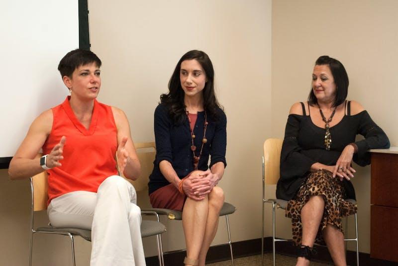 Panel encourages students to explore Muncie
