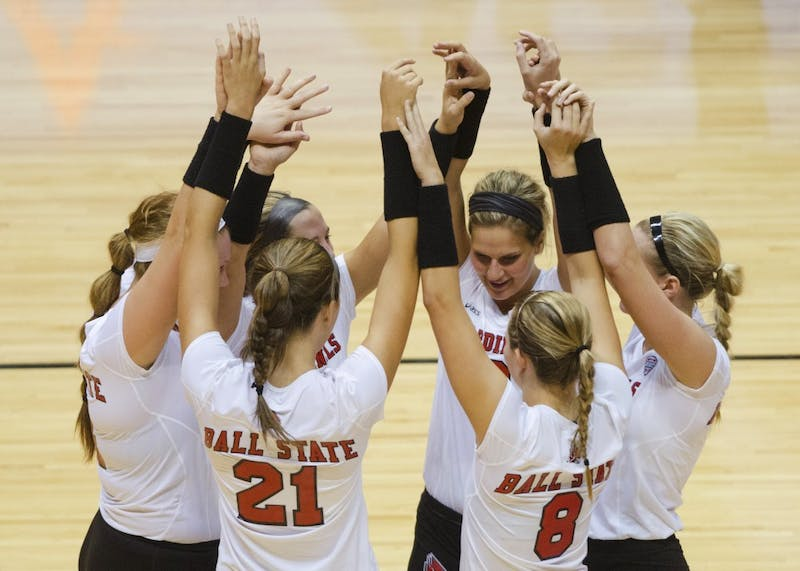 Ball State women's volleyball prepares for MAC tournament
