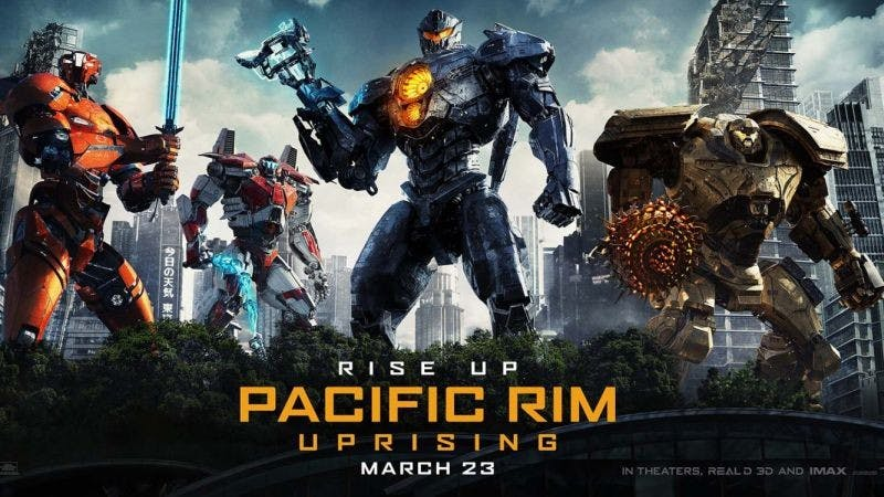 'Pacific Rim: Uprising' is action-packed and fun, but doesn't quite live up to the original