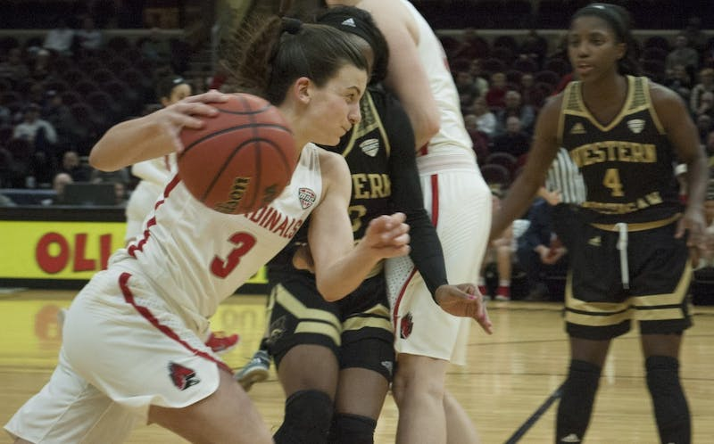 Ball State unable to capitalize on late chances in MAC Tournament loss to Western Michigan