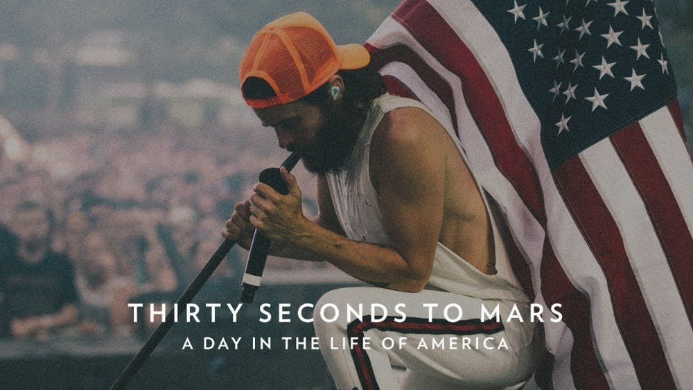 30 Seconds To Mars America Is Not Worth High Expectations Ball