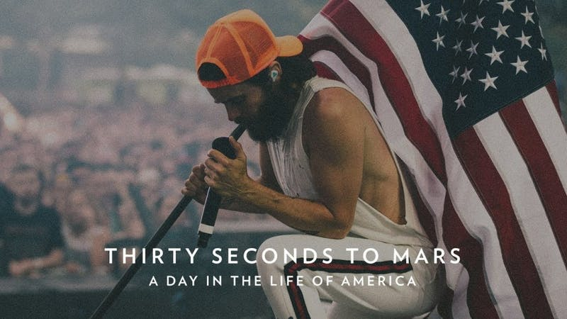 "30 Seconds to Mars' ""America"" is not worth high expectations"