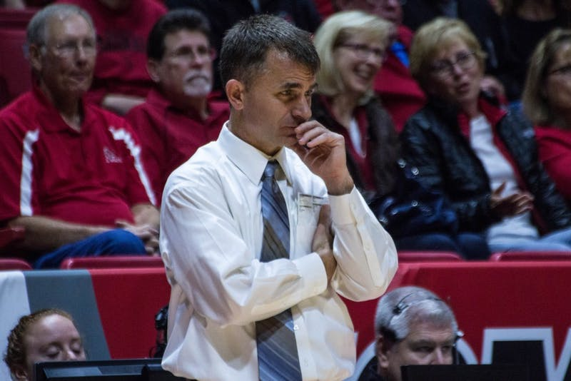Culture Shock: James Whitford overhauls Ball State men's basketball