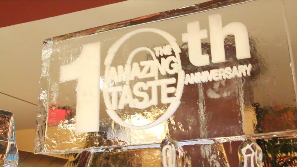 VIDEO: Amazing Taste 2019