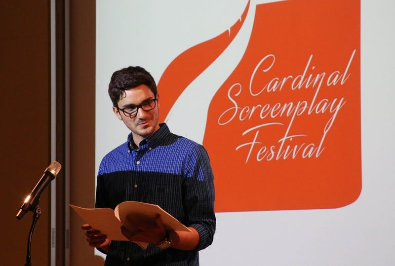 BSU hosts 3rd annual Cardinal Screenplay Festival