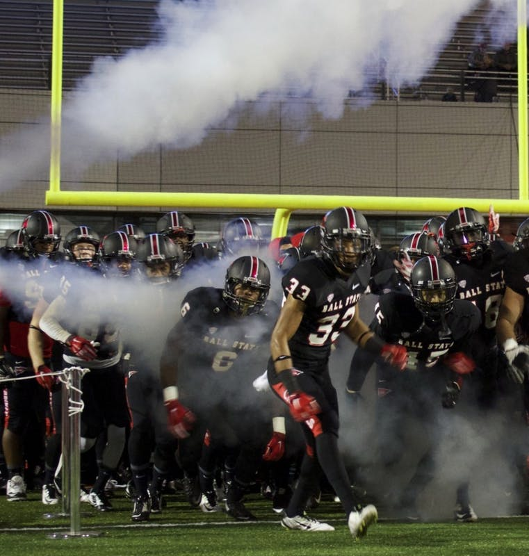 Ball State football practice pushed back to Friday