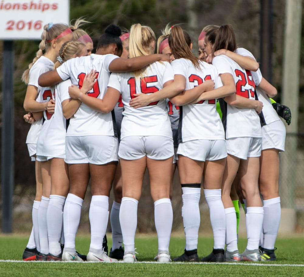Ball State Soccer unable to piece together comeback against Bowling Green in MAC Championship game