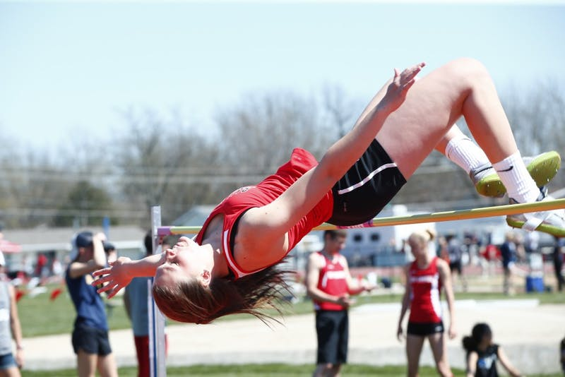 RECAP: Ball State track and field Gladstein Invitational