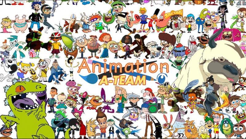 Animation A-Team S4E2: Nostalgic Nick Toons