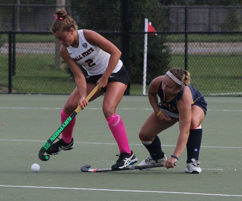 Ball State field hockey fighting for last spot in MAC Tournament
