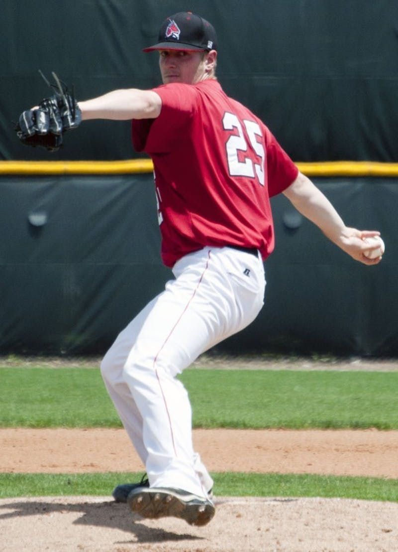 BASEBALL: Familiar failures lead to third-straight loss for Ball State