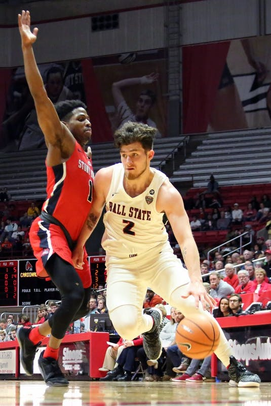 Questionable late calls leads to Ball State's 87-83 loss against Bucknell