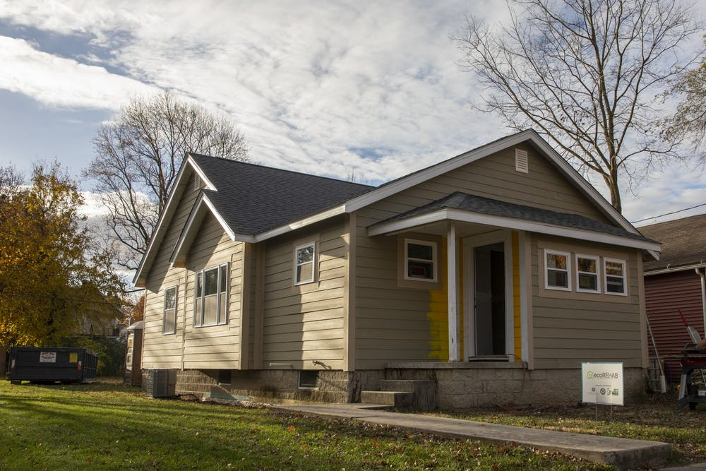 EcoREHAB aims to educate, employ the Muncie community with sustainable construction opportunities