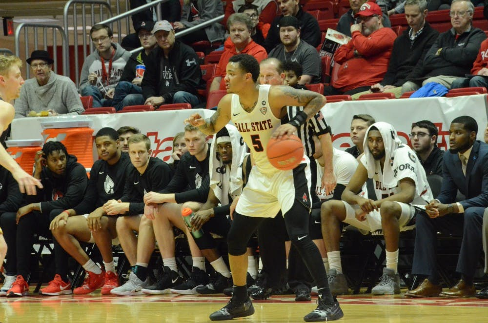 Ball State Men's Basketball healthy, still has 'ways to go'