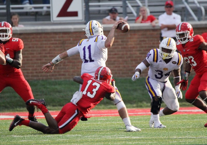 Pass rush seals Ball State win over Tennessee Tech