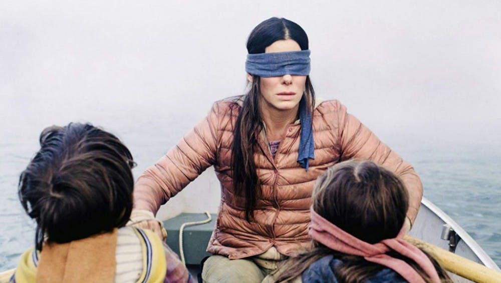 Bird Box Uses An Interesting Premise To Tell A Painfully Average