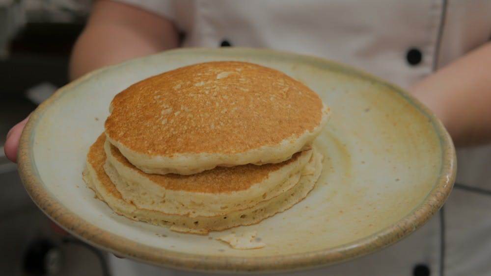 VIDEO: Ball State chef shows us how to make the perfect pancake