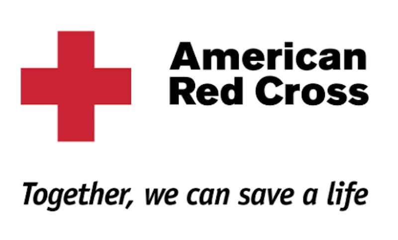 American Red Cross White Back