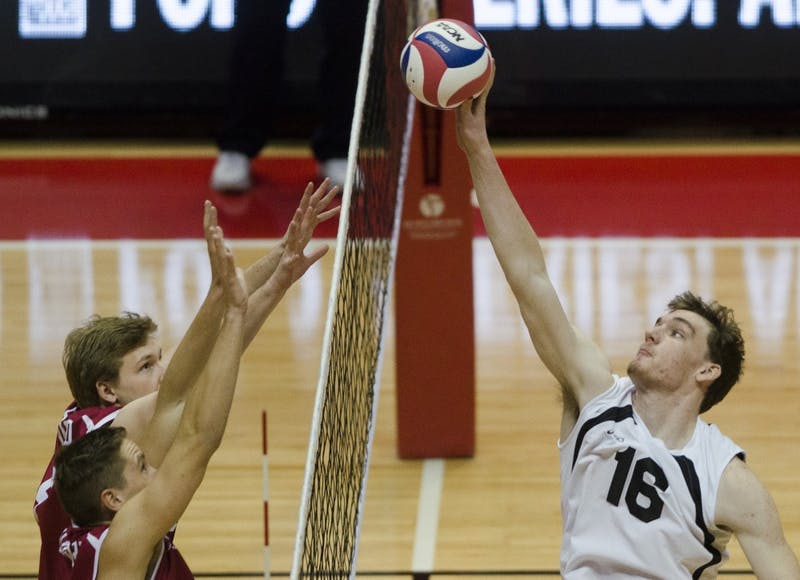 PREVIEW: Ball State men's volleyball hosts Shondell-Active Ankle Challenge